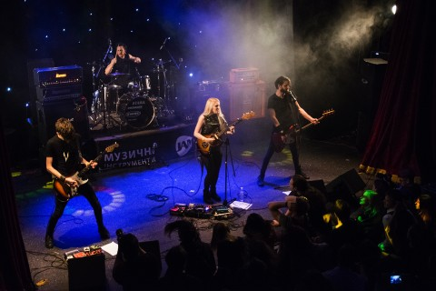 Soulful debut: How Sylvaine's first concert in Ukraine was held