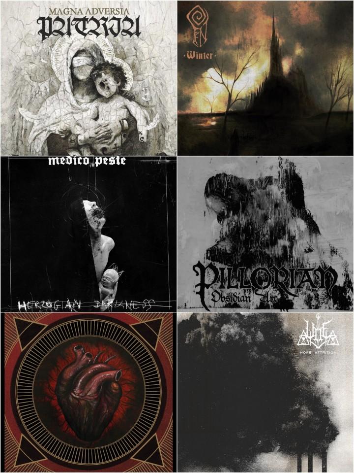 Check 'Em All: Блек-метал-релізи березня