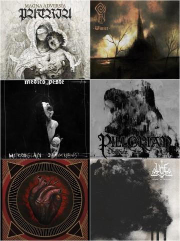 Check 'Em All: Блэк-метал-релизы марта