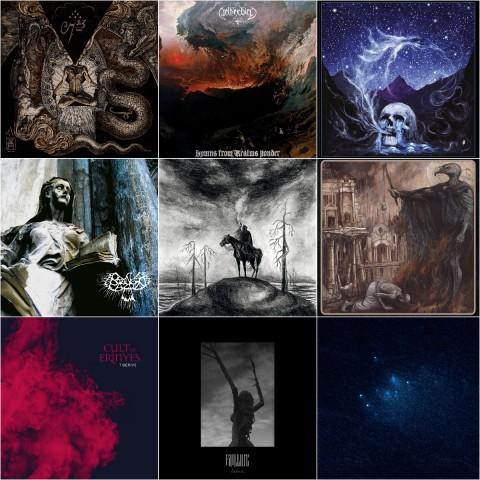 Check 'Em All: Блек-метал-релізи квітня