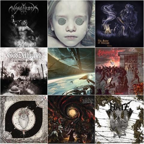 Check 'Em All: Блэк-метал-релизы мая