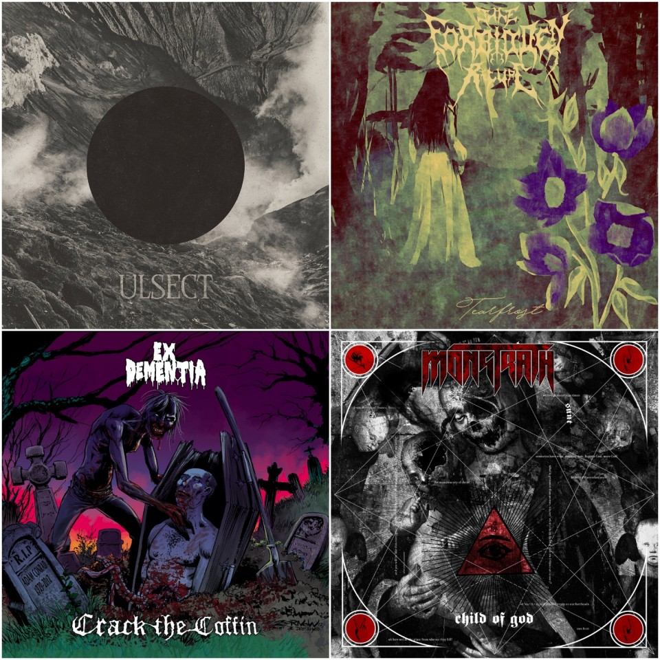 Check 'Em All: Дез-метал-релізи від Ulcest, The Forbidden Ritual, Ex Dementia і Monstrath