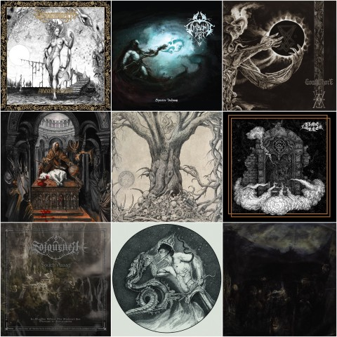 Check 'Em All: June's and July's  black metal releases