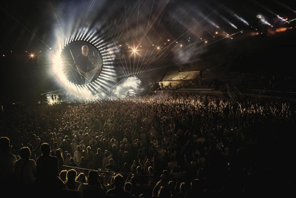 """""""David Gilmour: Live at Pompeii"""" — """"David Gilmour: Live at Pompeii"""": Концертний фільм екс-лідера Pink Floyd, який не варто пропускати"""