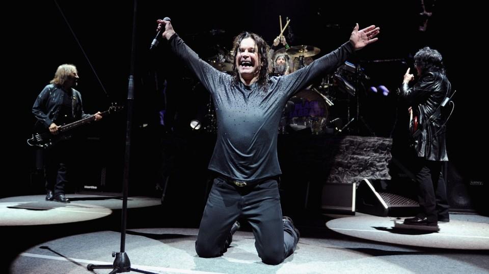 "Black Sabbath — ""The End Of The End"": Review for a film about Black Sabbath's final show"