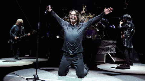 """""""The End Of The End"""": Review for a film about Black Sabbath's final show"""