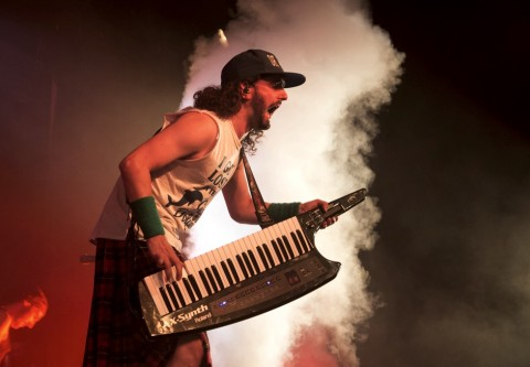 Photo report from Alestorm's show feat. Troldhaugen and Æther Realm in Vienna
