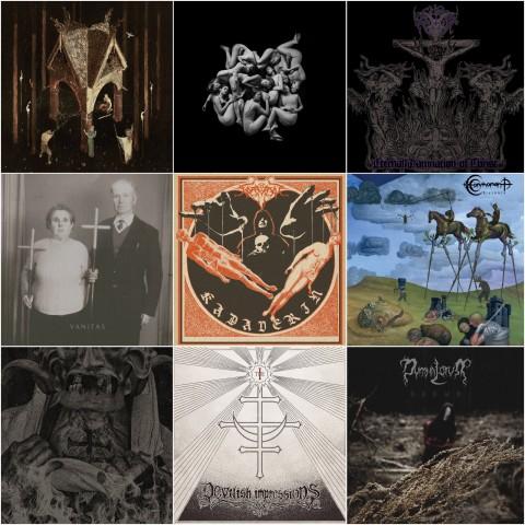Check 'Em All: Блэк-метал-релизы за август и сентябрь