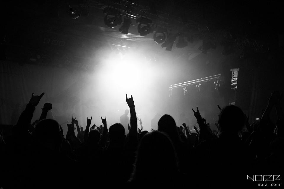 """""""Brethren in the dark"""": How Satyricon's concert in Warsaw was held [Photos]"""