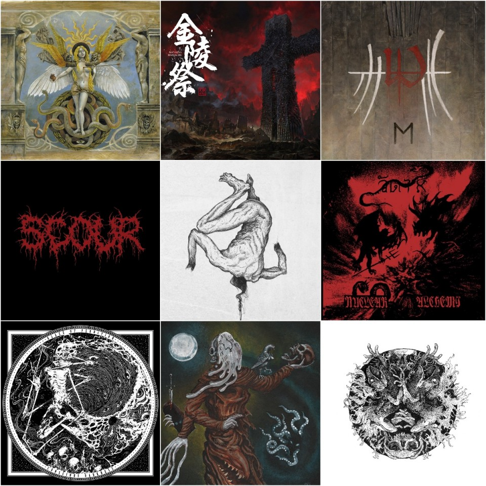 Check 'Em All: Блэк-метал-релизы за октябрь и ноябрь