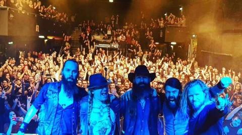 Ідеальний вечір: Як проходив концерт Sólstafir і Myrkur у Відні за участю Árstíðir і Nordic Giants