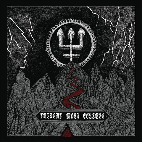 "Review for Watain's album ""Trident Wolf Eclipse"""