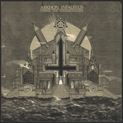 "New release in 10 years. Review for Arkhon Infaustus' EP ""Passing the Nekromanteion"""