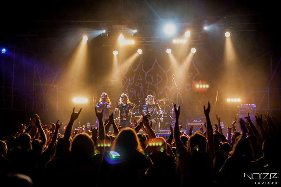 """""""This is your kingdom!"""": Concert review of Vader, Hate, and Thy Disease in Kyiv"""