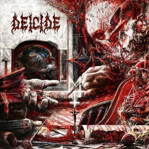 Overtures of monotony. Review of Deicide's newest album