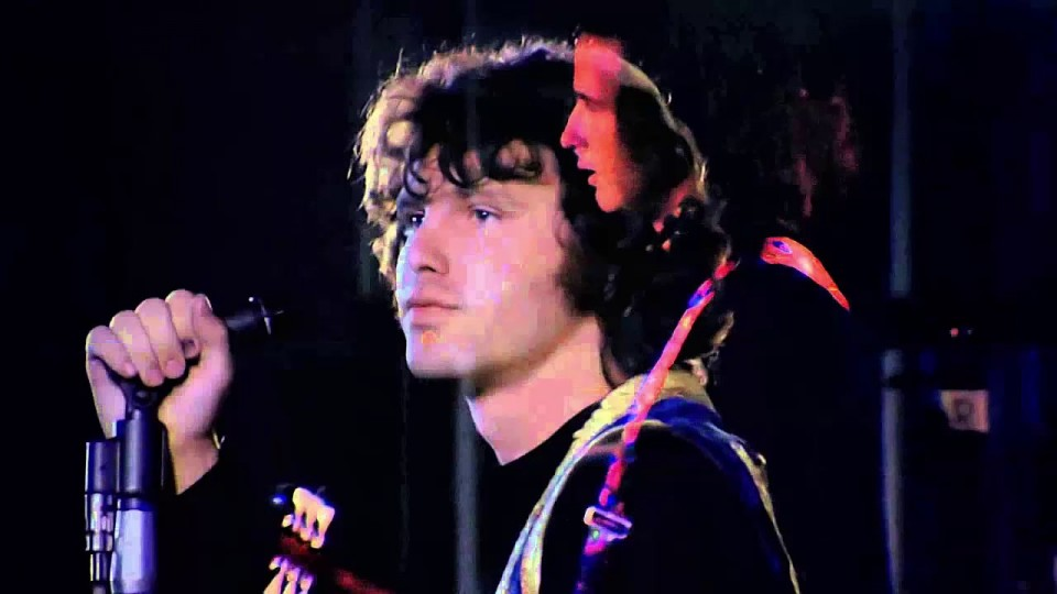 "Short review of The Doors ""Live at the Hollywood Bowl"" concert movie"