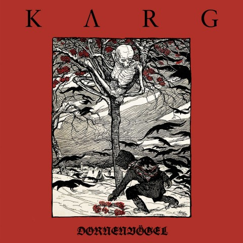 "Autumn melancholy. Review of Karg (Harakiri for the sky) album ""Dornenvögel"""