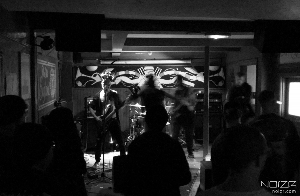 The Unsearchable Riches of Void. Bristol gig review