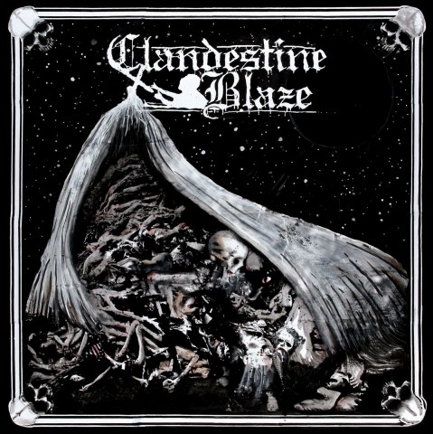 "Review of Clandestine Blaze's ""Tranquility of Death"" with full album stream"