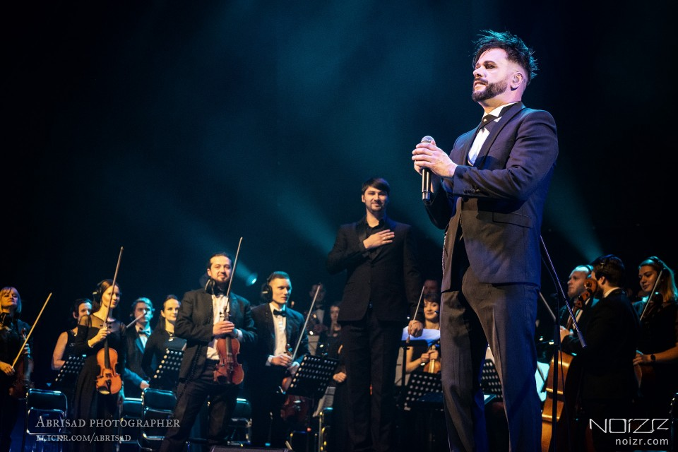 Oomph! gave an exclusive show with an orchestra in Kyiv
