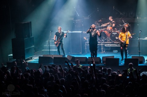 Earache and nostalgia. Report from Sepultura's loud show in Kyiv