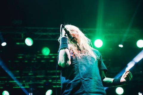 Фотоотчёт с препати фестиваля Metal East: Нове Коло