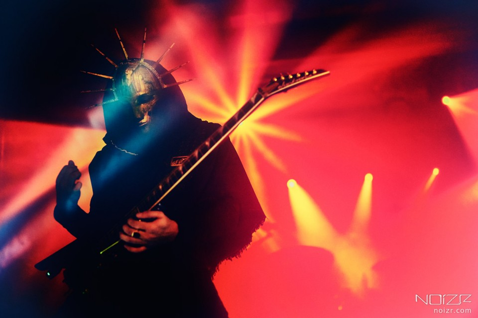 Imperial Triumphant by Tomasz Kantyka — Avant-garde metal: Photos from Mord'A'Stigmata and Imperial Triumphant gig