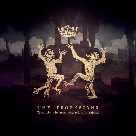 Wilds of experiments. Review of The Progerians upcoming album