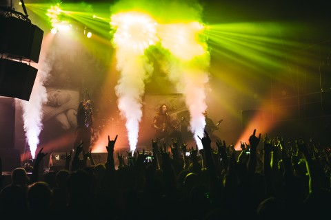 Photo report from Septicflesh gig in Ukraine
