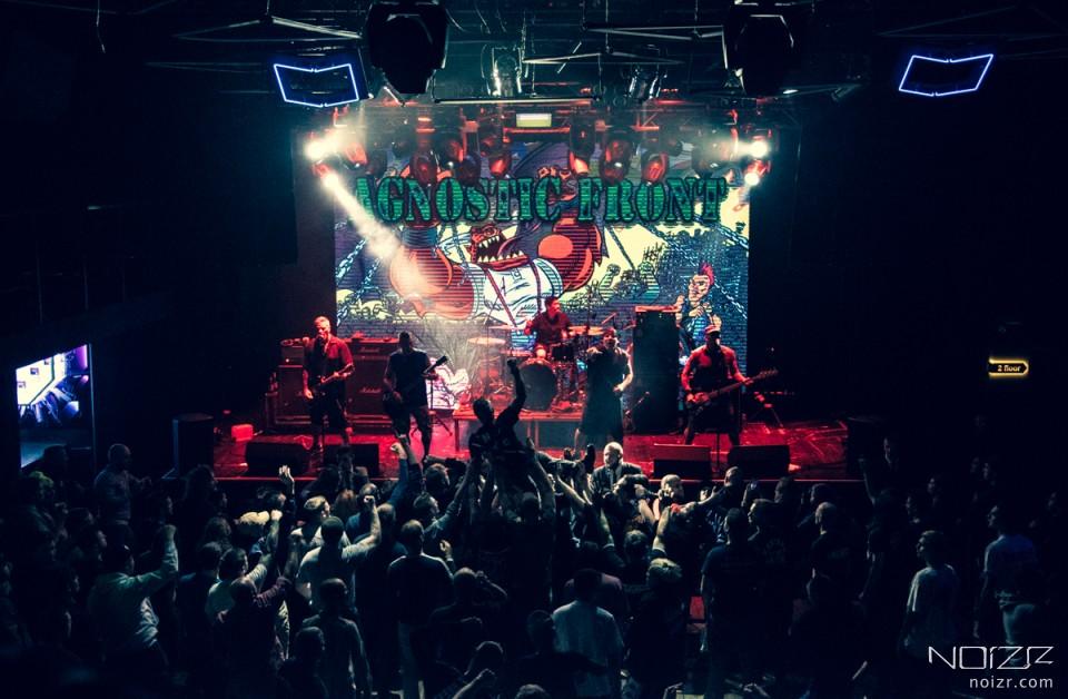 Agnostic Front відсвяткували у Києві 35-річчя дебютного альбому [фото]