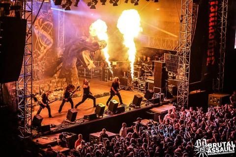 Brutal Assault'19: brief interview with Amon Amarth's guitarist