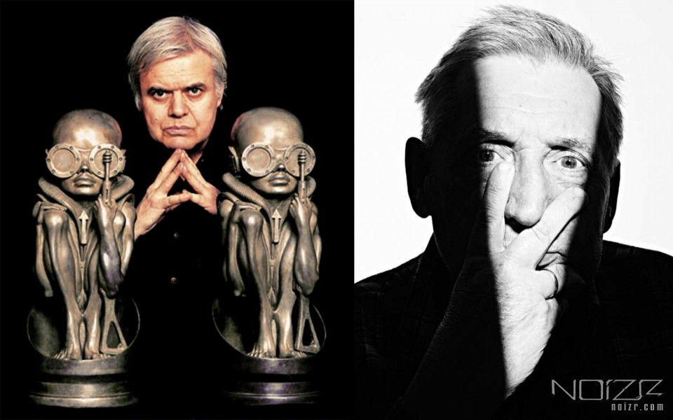 Hans Giger and Storm Thorgerson — 10 old school album cover artists, you should know about