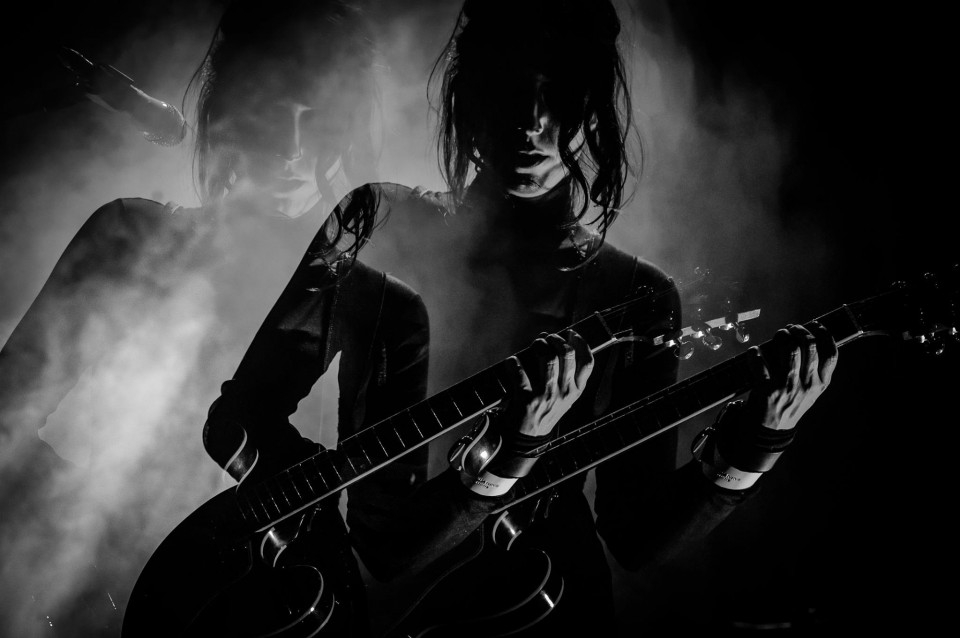 Chelsea Wolfe by Nick Sayers Photography — One-woman bands. Part 2
