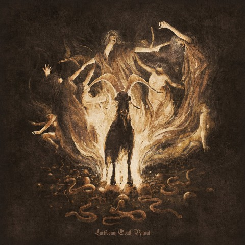 Dark art: March's selection of black metal artworks