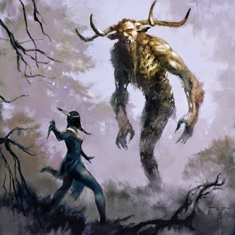 Dark art: June's and July's selection of black metal artworks