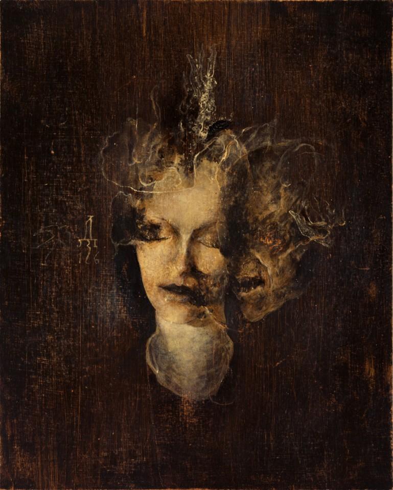 Dark art: Selection of December's black metal artworks