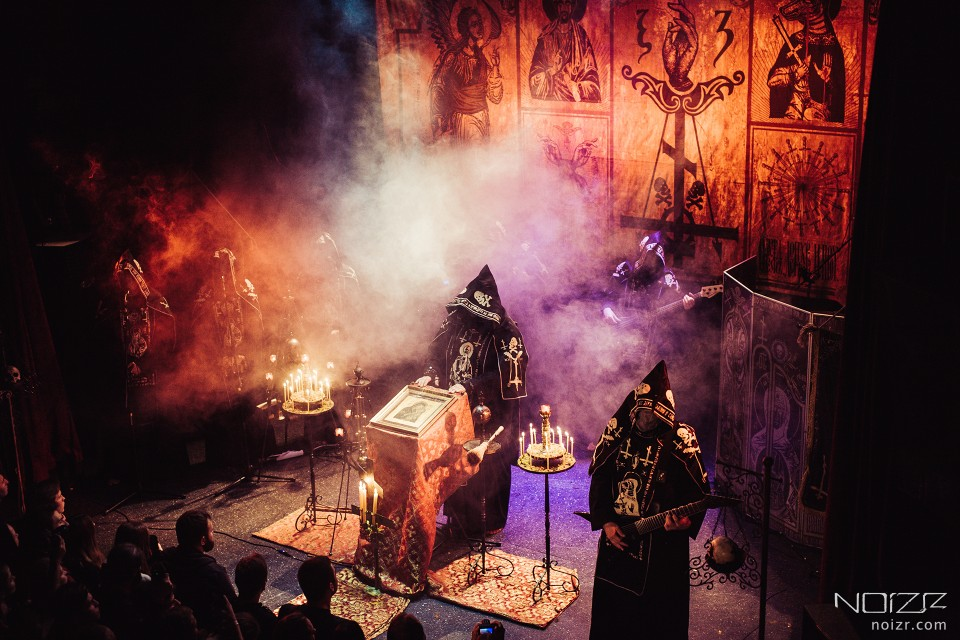 Концерт Batushka в Киеве, 2018. Фото – Mila Immortality — Batushka или Bartushka: Что происходит с польским проектом