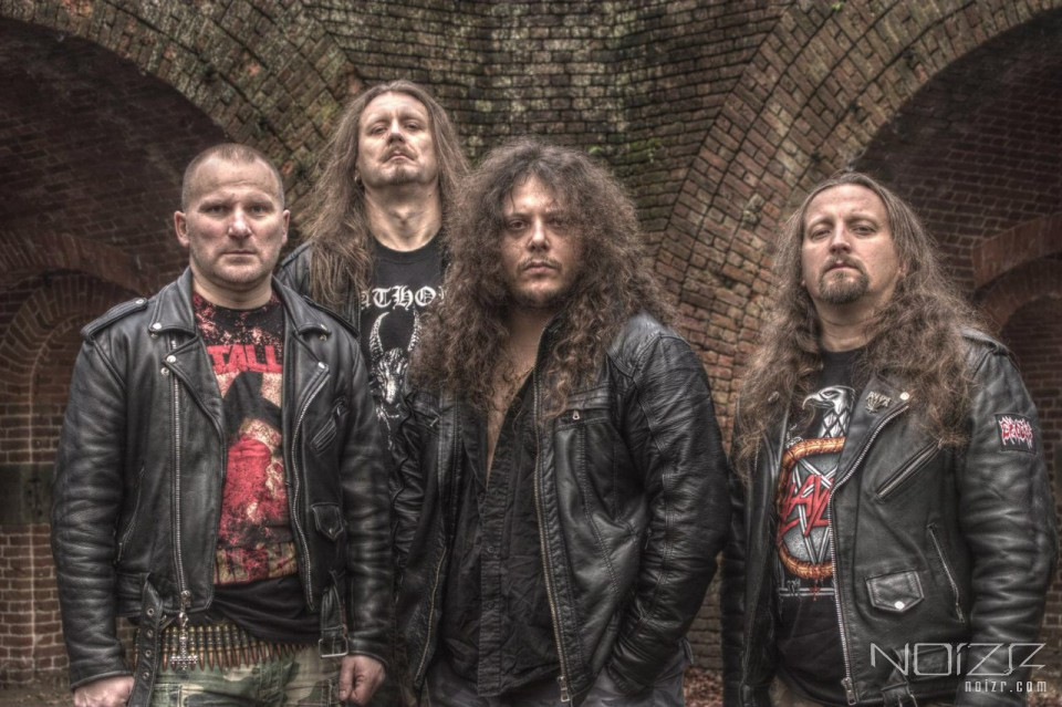 "Arms of War: the debut album ""Legions of Steel"" release"